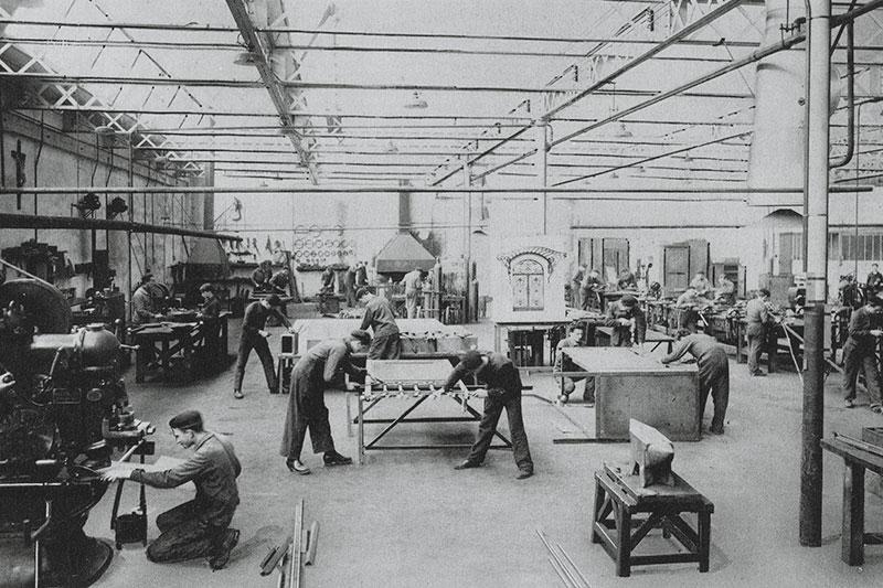 Atelier de ferronerie