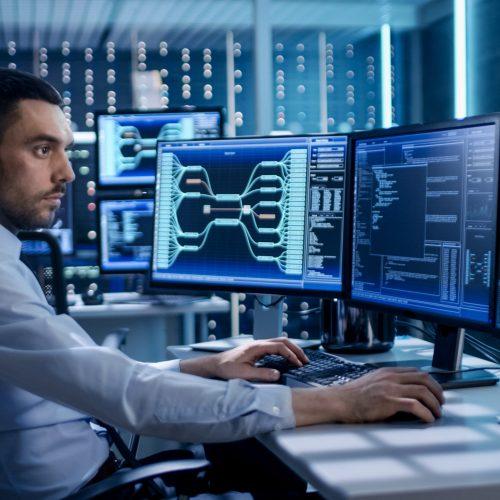 Cybersécurité Lyon Alternance Formation Informatique
